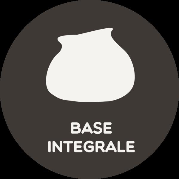 Freesco Gusto - L'Officina dell'Impasto - Icona Base Pizza Integrale