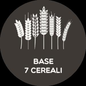 Freesco Gusto - L'Officina dell'Impasto - Icona Base Pizza 7 Cereali